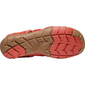 Keen Clearwater CNX Sandalias Mujer, rojo